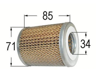 FILTER PALIVA P824x MAJOR,SUPER MAJOR, DEXTA